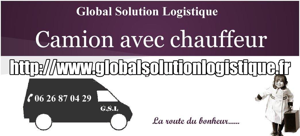 Nous mettons à votre disposition le camion en fonction de votre besoin et si nécessaire des bras pour...