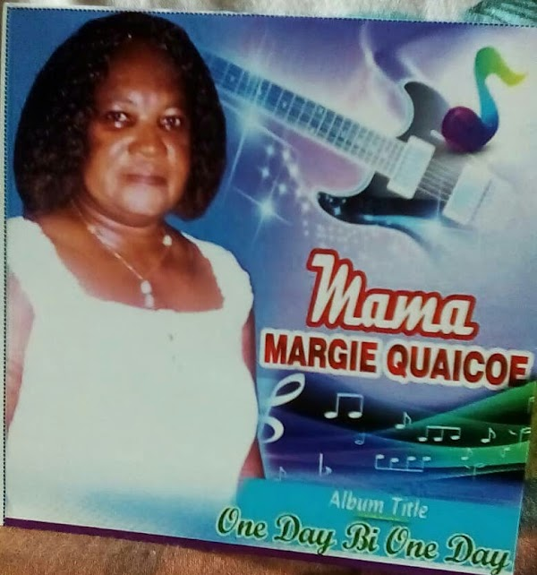 (Video) Mama Margaret Quicoe - One day bi one day
