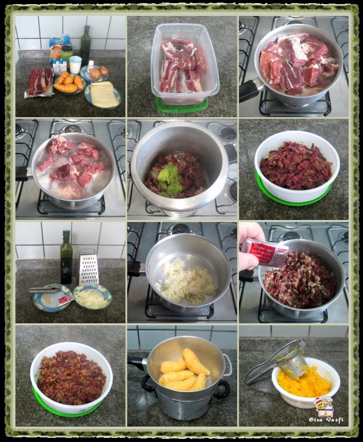 Fricassé de carne seca 3