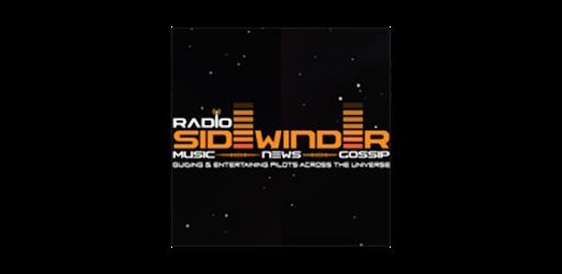 radio sidewinder apps on