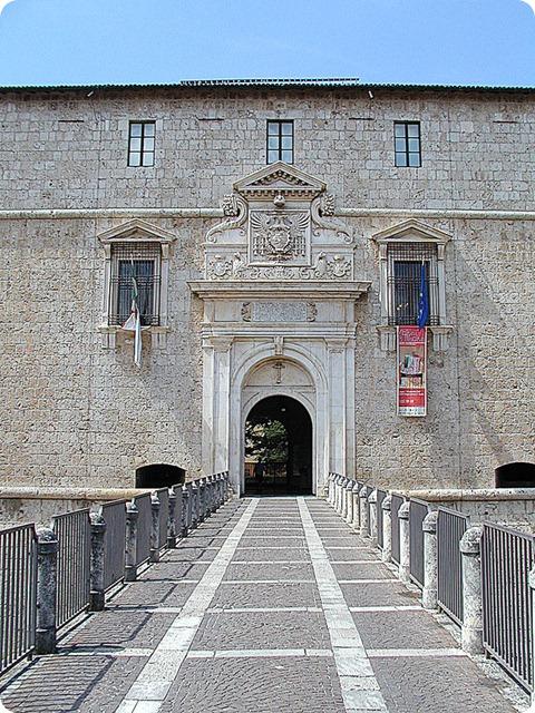 Museo-Nazionale-L'Aquila,_Forte_Spagnolo