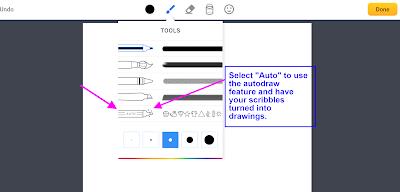 autodraw%2Bin%2Bbook%2Bcreator Great Book Creator Resources to Start the New School Year