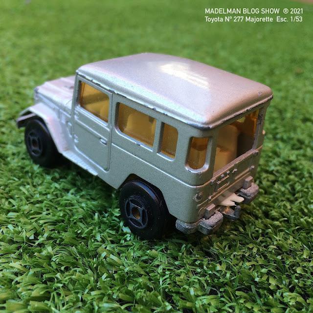 Toyota Nº 277 Majorette  Esc. 1/53