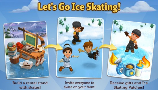 get your farmville 2 ice skate rental stand - farmville 2 cheats