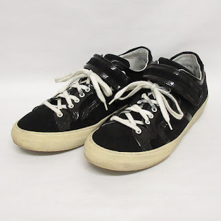 Pierre Hardy Black Sneakers