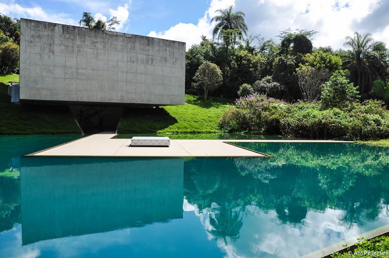 Galeria Adriana Varejão -Instituto de Arte Contemporânea - Inhotim - Brumadinho, MG. Fotos de Inhotim. Foto numero 7.