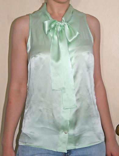Ottobre 2-2011-9: Blouse (silk charmeuse)