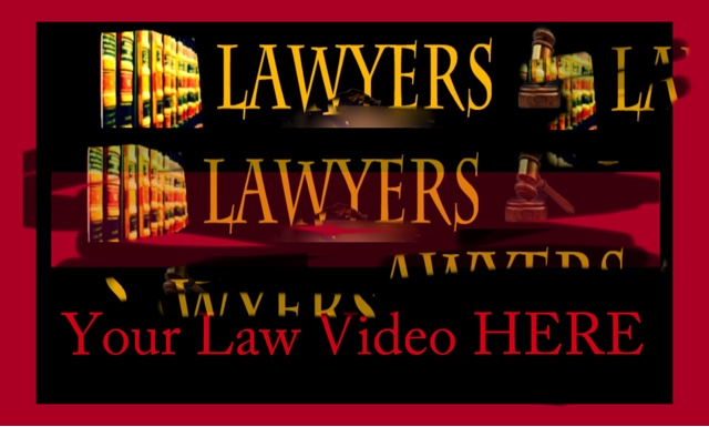 The Best Personal Injury Attorneys are the Ones with Online Marketing Videos on the FRONT Page of GOOGLE