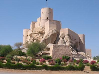 Oman - Nakhl Castle