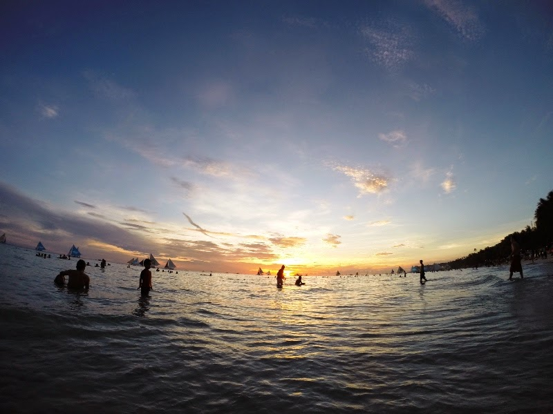 What a Day in Boracay