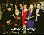 Jamy Ian Swiss, Banachek, James Randi, Thomas Donnelly-Grothe, Carrie Poppy, me, and D.J. Grothe at The Magic Castle®. (January 13. The date is incorrect).