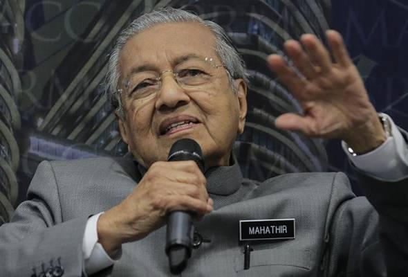 LGBT tidak diterima di Malaysia - Tun Mahathir