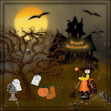 Happy Halloween 12, Halloween