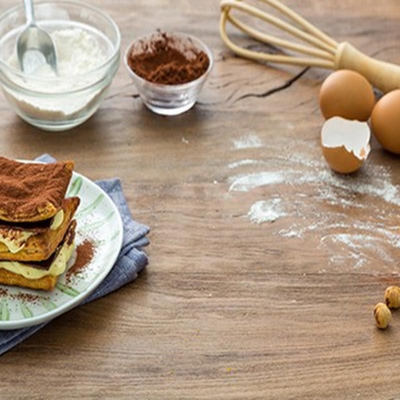 Torta millefoglie una realizzazione di pasticceria dal gusto semplice quanto goloso.