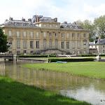 Château du Marais : façade est