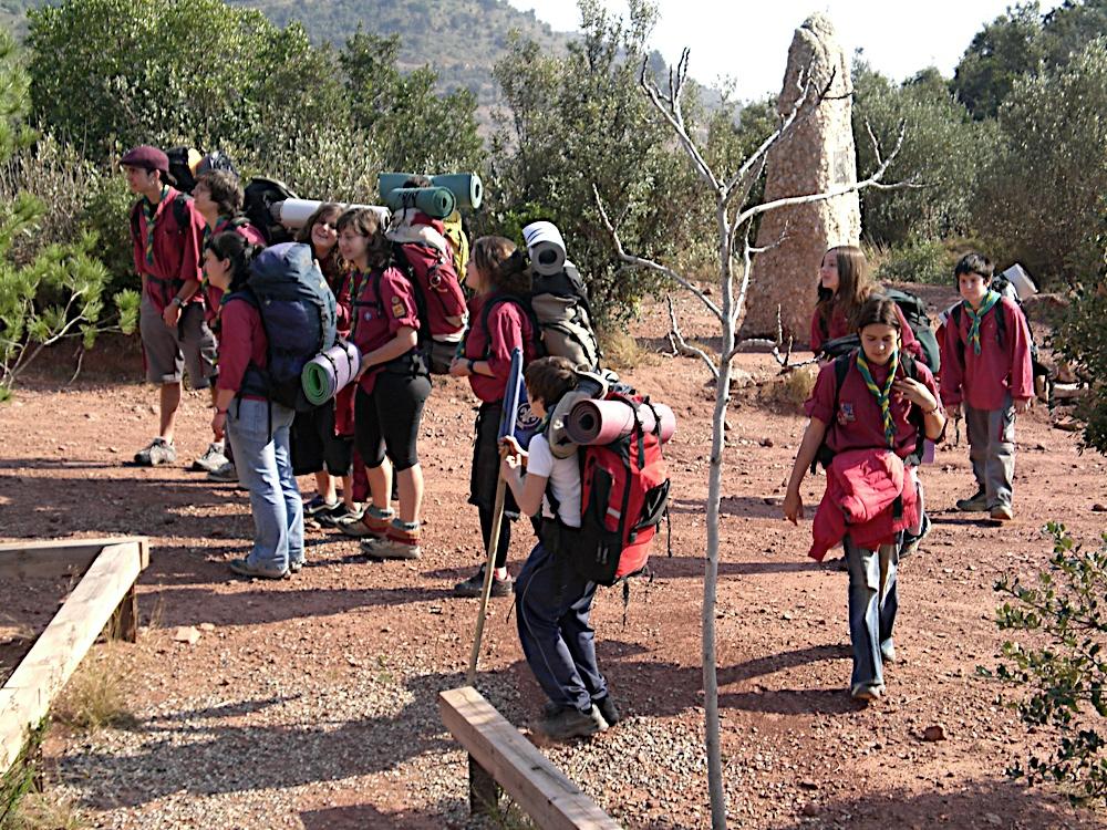 Sortida Sant Salvador de les espasses 2006 - CIMG8233.JPG