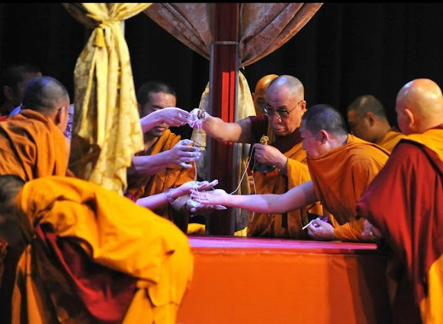 Kalachakra for World Peace teaching by H.H. the 14th Dalai Lama in Washington DC July 6-16th. - Sonam%2BZoksang_1311704454619.jpg