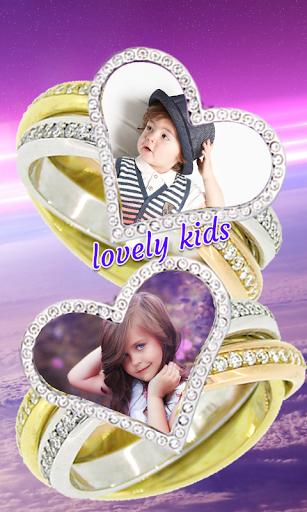 mod Lovely Ring Photo Frames  screenshots 2