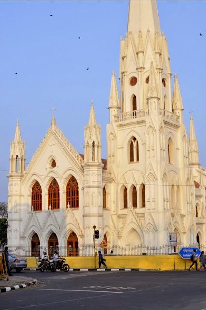 Basilique Saint Thomas - Chennai