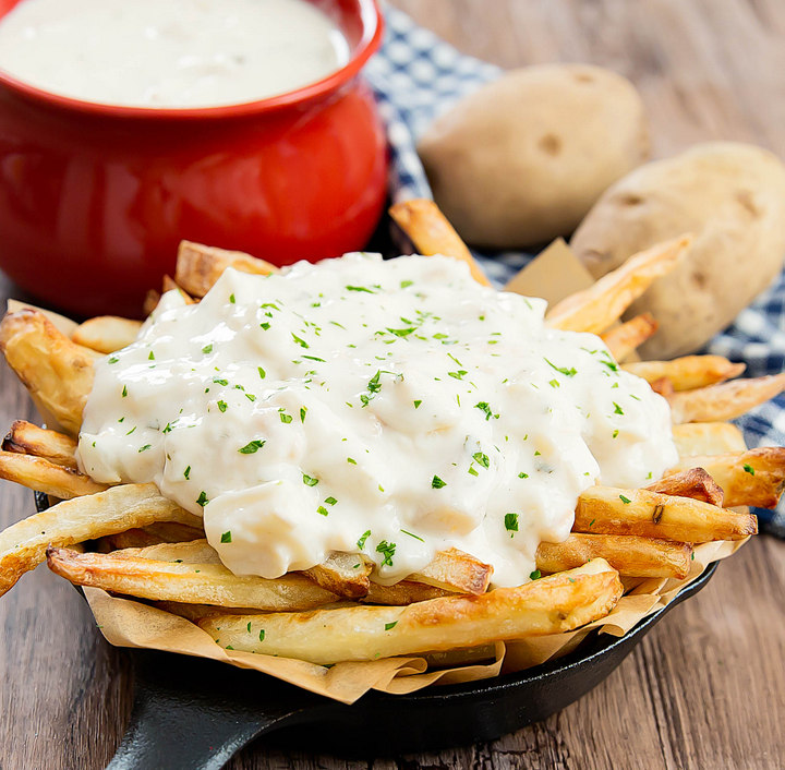 Chowder Fries