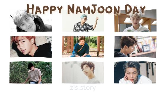Happy NamJoon Day 2021