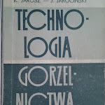 """Kazimierz Jarosz, Jerzy Jarociński """"Technologia gorzelnictwa cz. II"""", Wydawnictwo Przemysłu Lekkiego i Spożywczego, Warszawa 1965.jpg"""