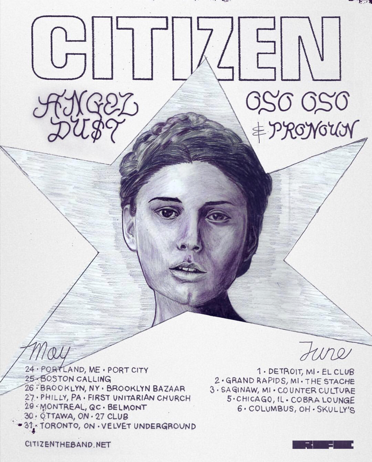 Citizen/Angel Du$t Tour 2018