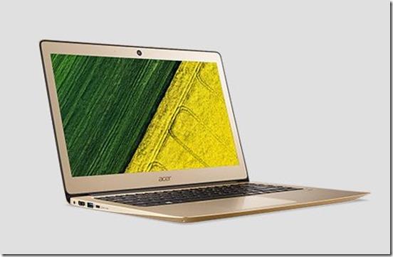 Harga Spesifikasi Acer Swift 3 Bertenaga Intel Core i5-7200U