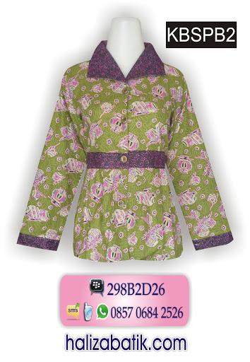 rosir batik pekalongan, baju modern, belanja online murah