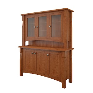 catalina china cabinet