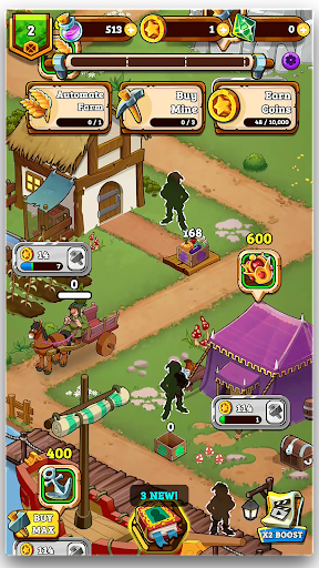 Dragon Idle Adventure screenshot 18