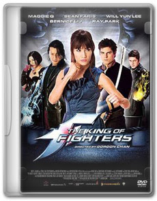 The King Of Fighters   A Batalha Final – DVDRip AVI   Dual Áudio