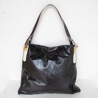 Badgley Mischka Oversized Shoulder Bag