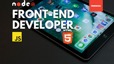 6 Steps to become a front-end developer? complete Roadmap to web development.