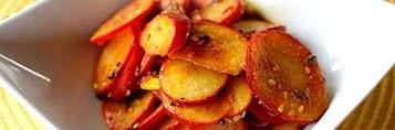 Indian Radish Pickle