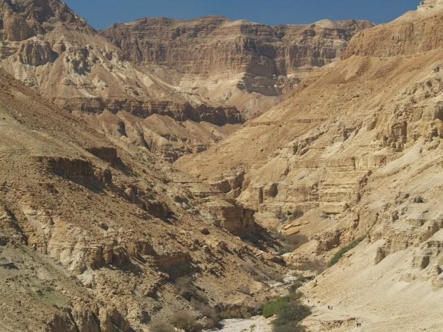 Désert Israël