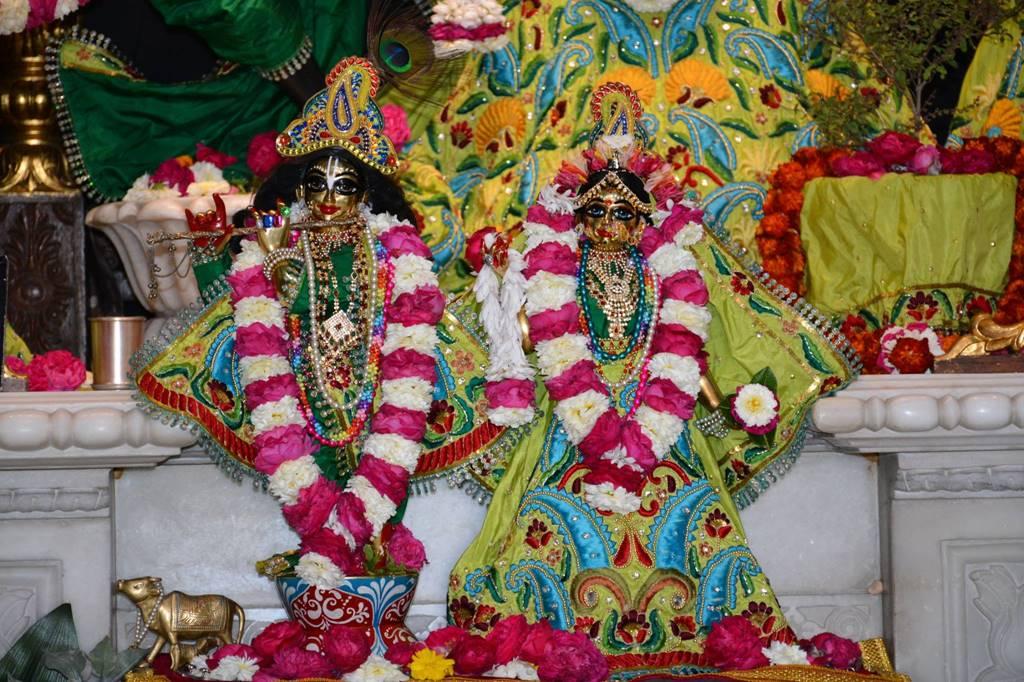 ISKCON Ujjain Deity Darshan 03 Feb 2016 (7)
