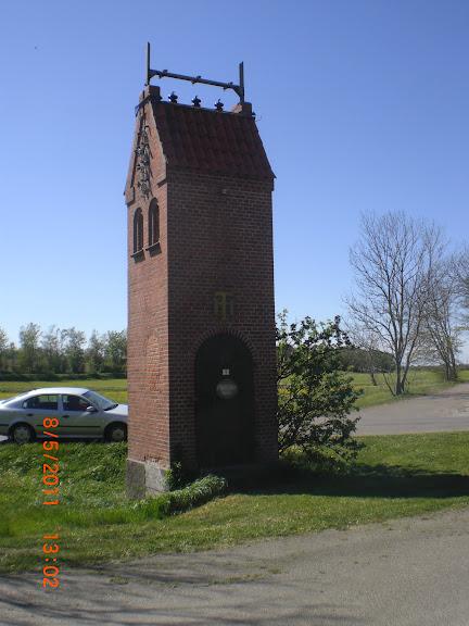 9 TH Kirkebakken Villerslev 08-05-2011