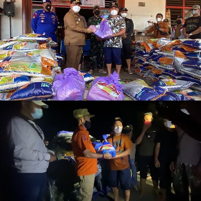 Pejabat Eselon II Ditugaskan Gubernur Bantu Penanganan Banjir