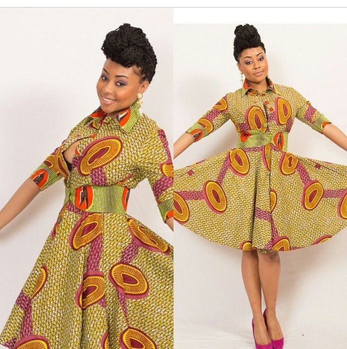 Ankara dress styles (5)