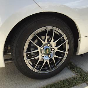 CR-Z ZF1 H24年式 α ブラックレーベルのホイールのカスタム事例画像 ほんださんの2019年01月15日00:00の投稿