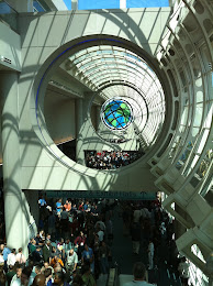 ESRI GIS User Conference in the San Diego Convention Center.