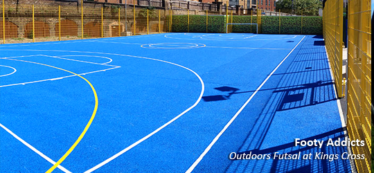 Outdoor Pitch