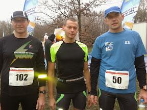 Ekobiegi - Targówek - 9.11.2013r.