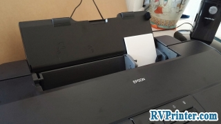 Epson L1800 Prints High Volume Pages with Low Expense