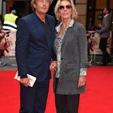 OIC - ENTSIMAGES.COM - Nigel Havers and Rita Webb at The Bad Education Movie - world film premiere in London 20th August 2015 Photo Mobis Photos/OIC 0203 174 1069