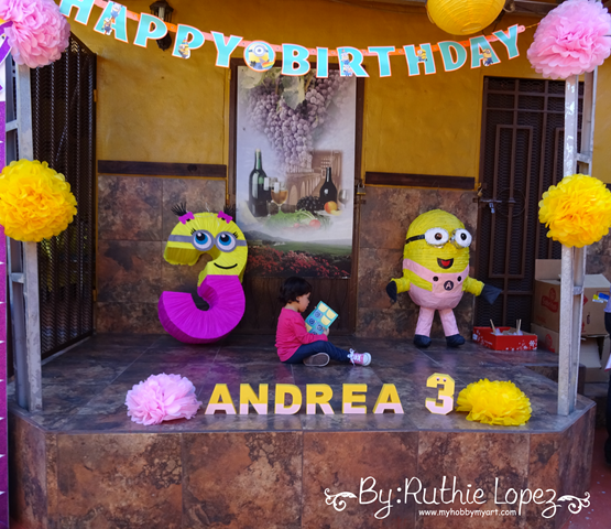 Minion Girl Birthday Party -  SnapDragon Snippets - Ruthie Lopez - My Hobby My Art 20