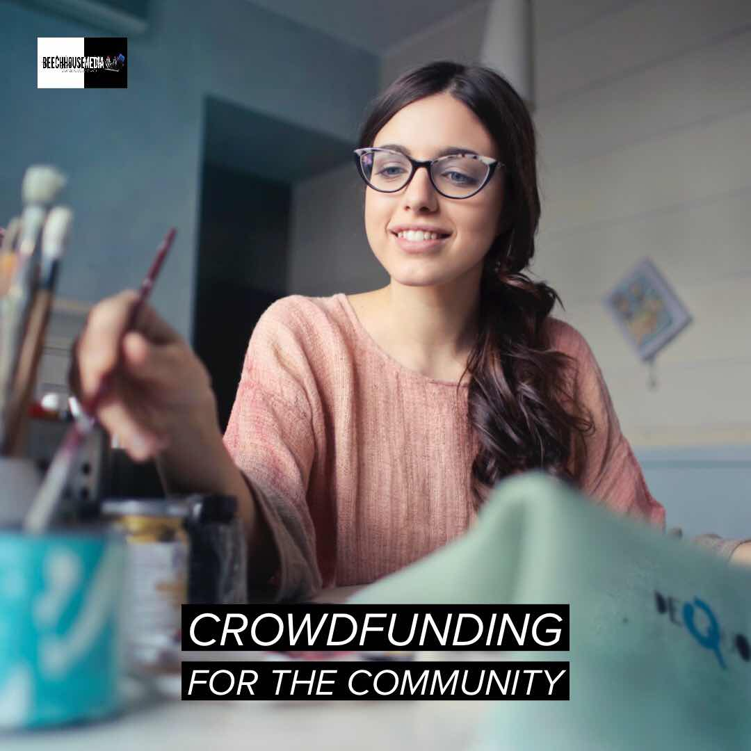 crowdfunding for the community