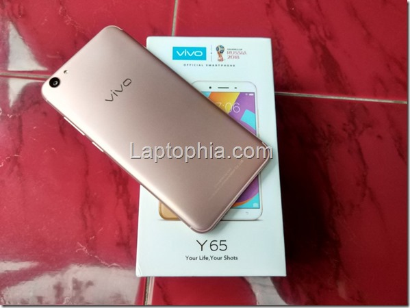 Hands On & Unboxing Vivo Y65
