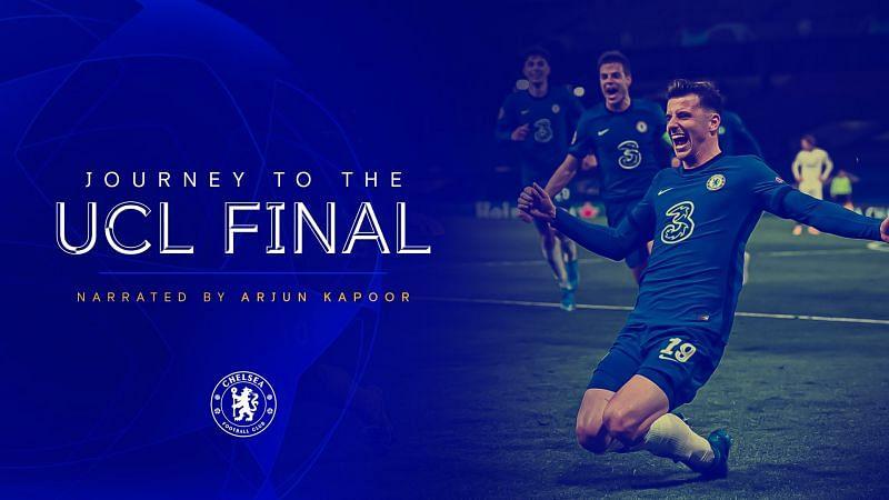 رحلة تشيلسي في دوري أبطال أوروبا إلى النهائي